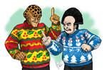 Babylon5 Londogkarholiday Sweaters
