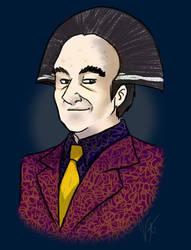 Babylon5 Londo Suit Bust