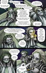 Beetlejuice Fancomic Family Plot Page 12