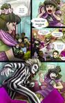 Beetlejuice Fancomic Family Plot Page 19
