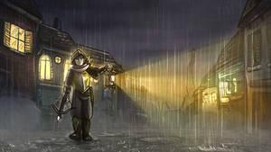 Discworld Guardingdark Vimes