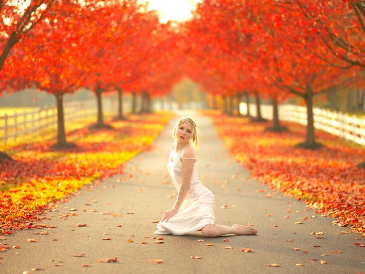 Emmanuelle de l'automne by roninsps