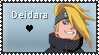 STAMP - Deidara by banemugi2