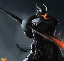 Hecarim - Legue of legennds by NewPioneer