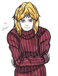 Roger Taylor 3 by SILVERzzang