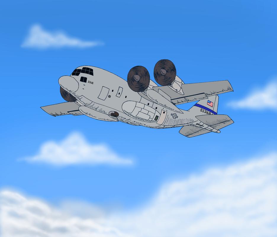 Commission - C-130 Hercules
