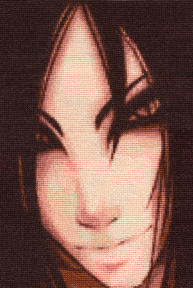 Orochimaru-Cross Stitch