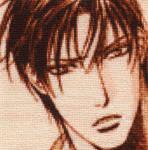 Asami - Cross Stitch - Manga