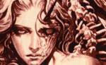 Lucifer - Cross Stitch Commission by shingorengeki