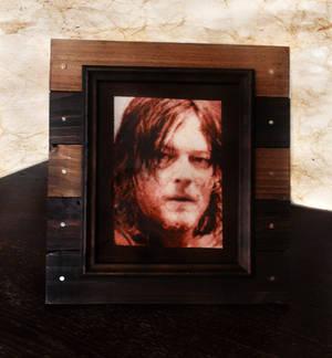 Daryl Dixon Cross Stitch