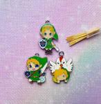 Zelda - Needle Minder Set