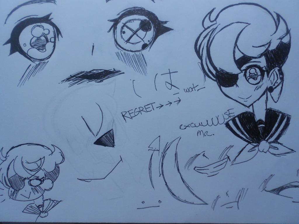 Regret Izumi Chan by BoomeyIsATurtle