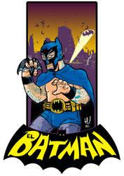 El Batman 80's