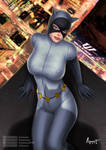 Catwoman - Batman The Animated Series