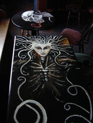 New Pub table top number one