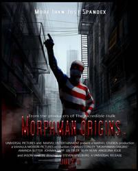 Morphman Origins Movie Poster