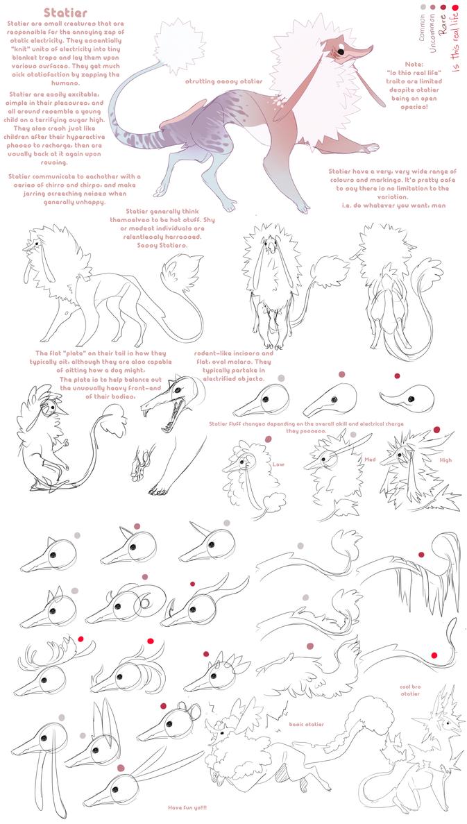 Statier Species Info by faios