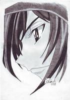 Self-Satisfied Smirk by aki-mikadzuki
