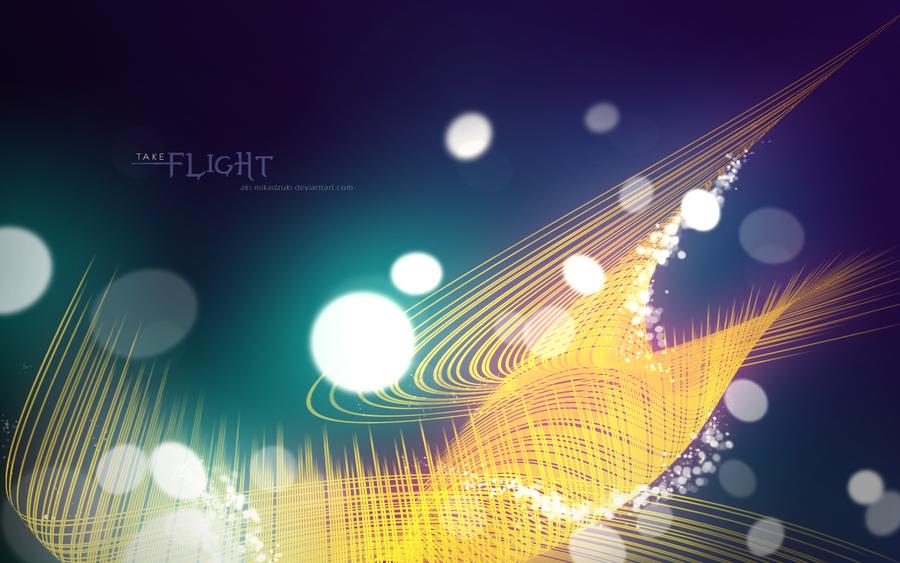 Take Flight by aki-mikadzuki