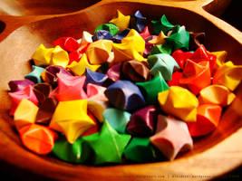 A Bowlful of Wishes by aki-mikadzuki