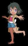 Persona Q Style - Natalia (from IMAS)