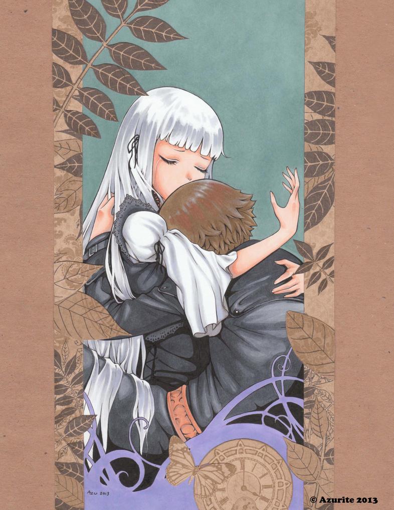 Forgive Me... by Azurite-Dream