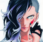 Beauty in the Battle Scars by Azurite-Dream