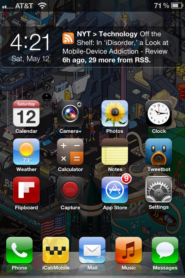 iOS 5.1 by newone757
