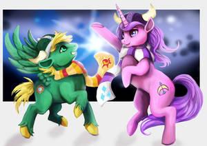 Pony Dance!