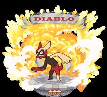 [Drakapon] Diablo App