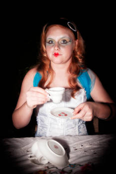 Alice Has Tea