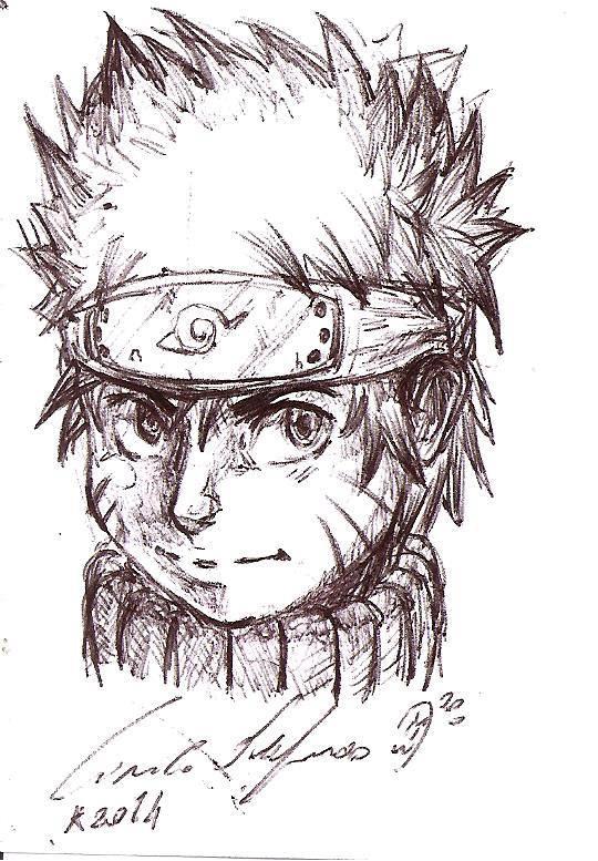 Naruto by SteveShadow