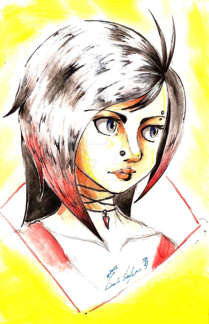 (CO) Oc Asuka Oguri by SteveShadow