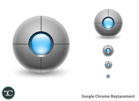 Google Chrome Icon by TaylorCarrigan