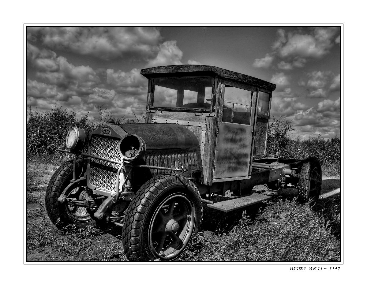 Old Jalopy by altered-states on DeviantArt