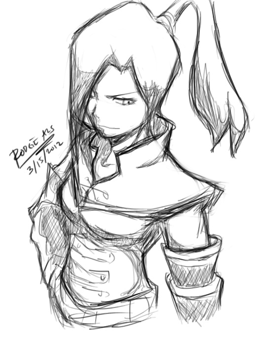 Diablo 3 Wizard - Quick Sketch by Gothar-is-Rodge