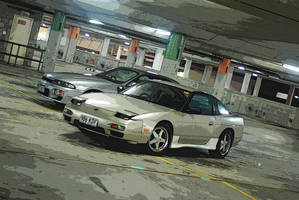 180 and R33 by unifx