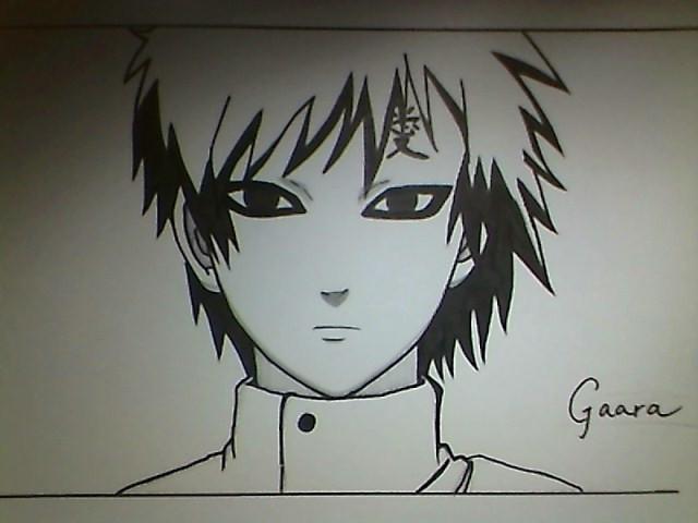 Gaara-shippuden by sasuke-tINg on DeviantArt Gaara And Naruto Chibi