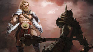 Mythic Legions Fanart