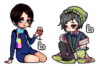 tiny pixel batch - 1 by sokitumi