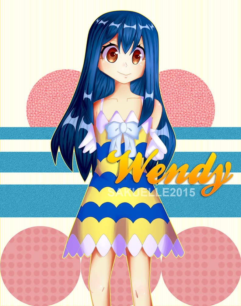 Wendy Marvell by Sakuelle