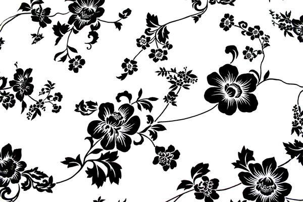 Black Bed Sheet Texture