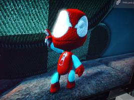 Little Big Spider-Man by SICKink