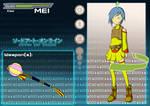 Sword Art Online APP - Xiao AKA Mei Zhen