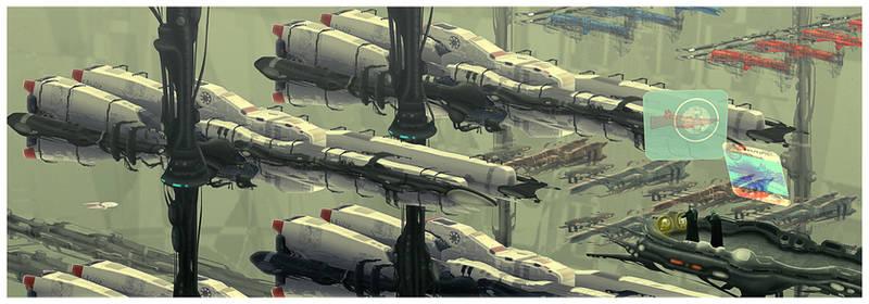 Zentran Military Industrial Complex