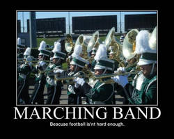 marching band mp by ThugLicorice