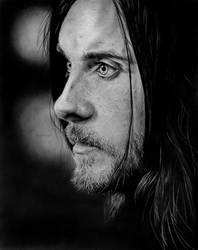 Jared Leto by Lorelai82