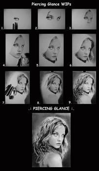 .:PIERCING GLANCE:. WIPs