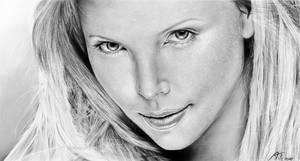 Charlize Theron by Lorelai82