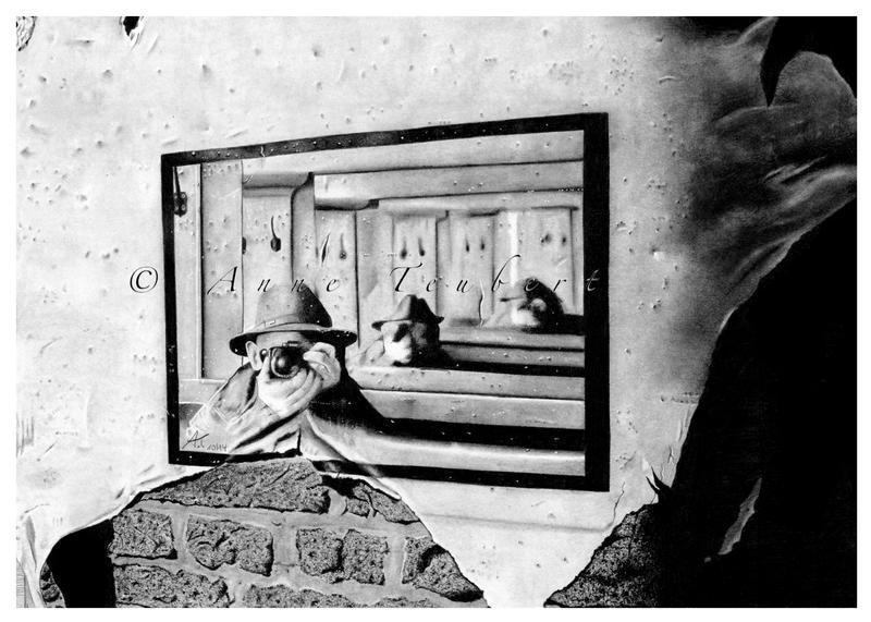 .: REFLECTION :. by Lorelai82